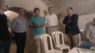 Pablo de Olavide University course on the wines of Montilla- Moriles