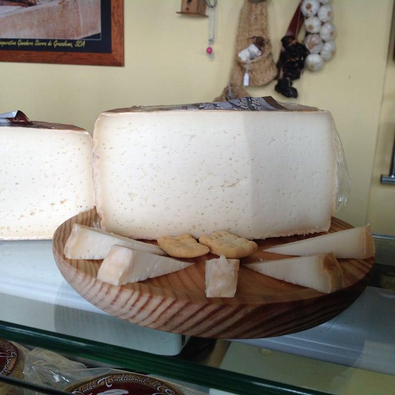 Grazalema cheese