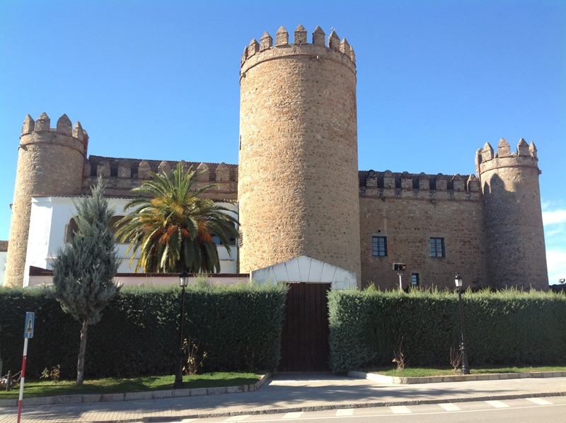 Parador in Zafra