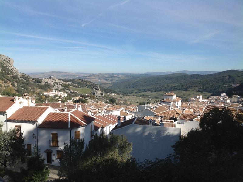 View of Grazalema